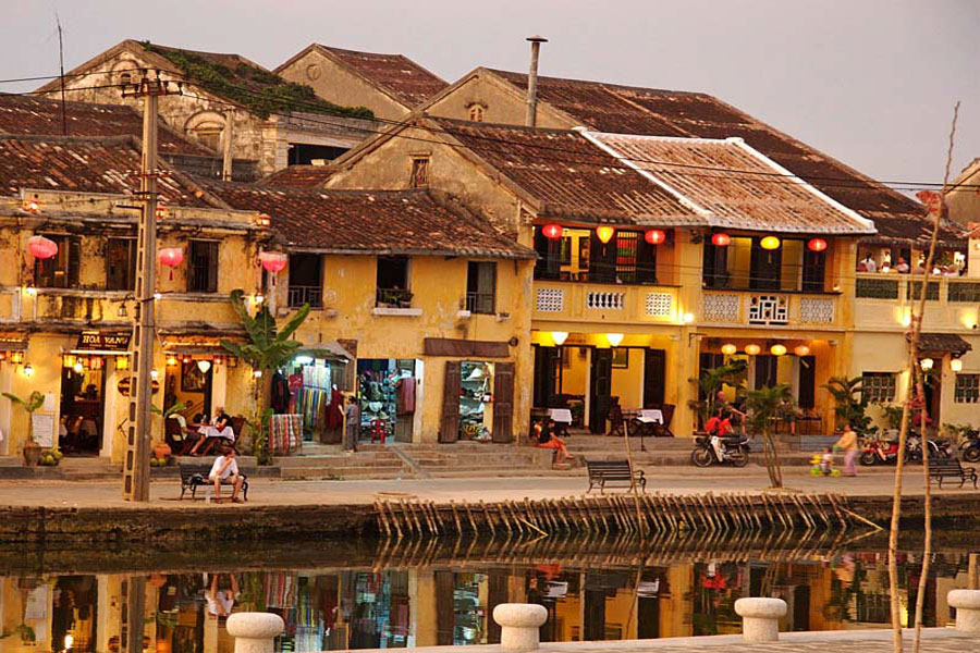 my son and hoi an tour from da nang