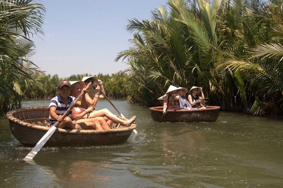 hoi an basket boat tour