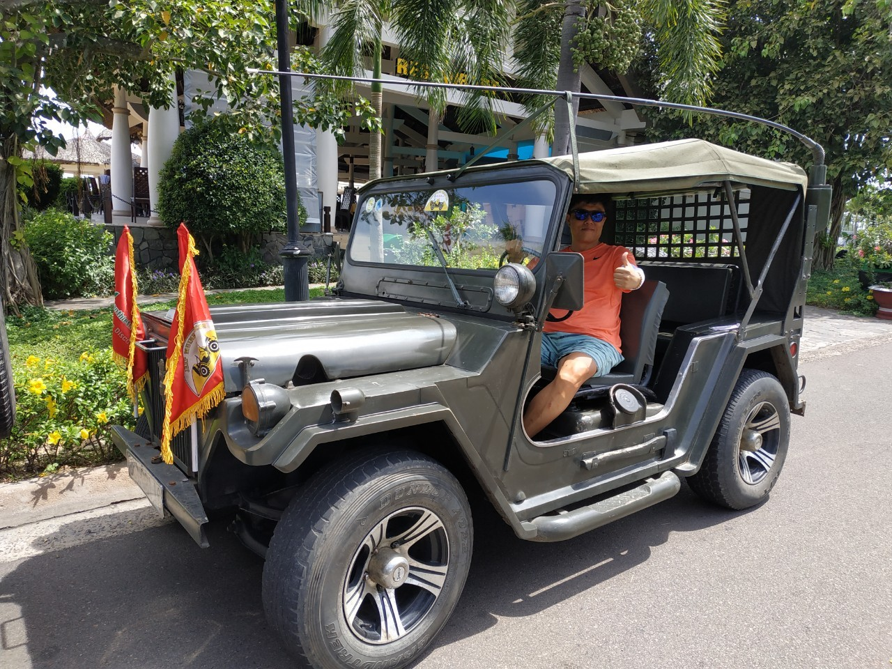jeep tour to phong nha cave