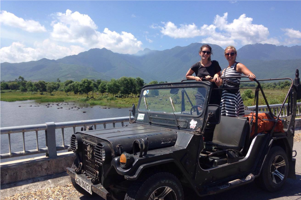 jeep tour to marble mountains and monkey mountain