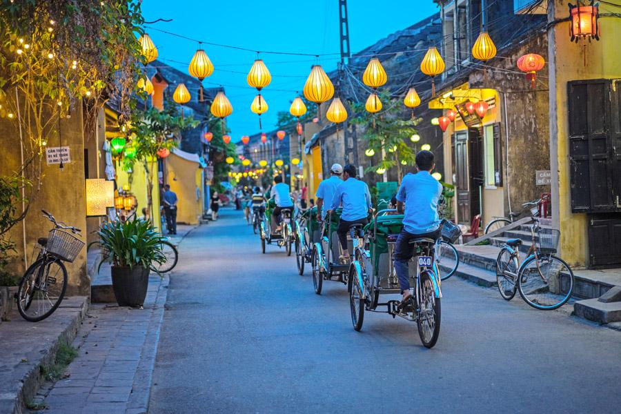central vietnam package tour from indonesia