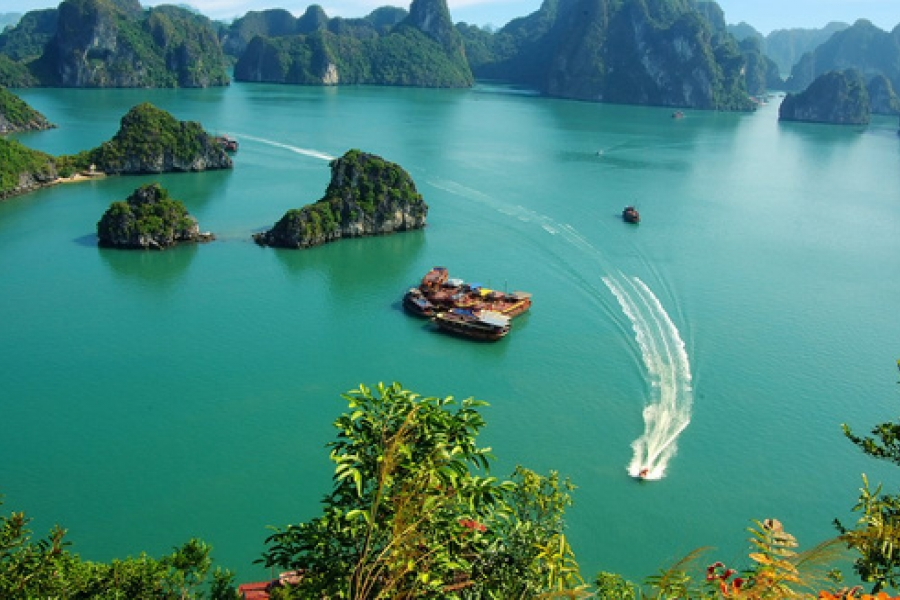 vietnam shore excursions