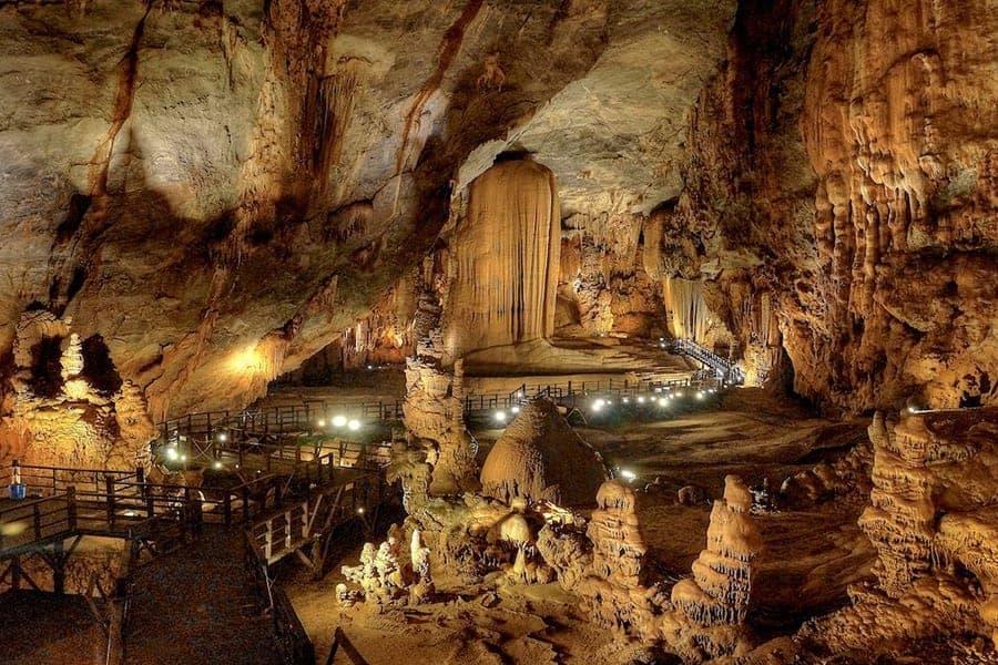 phong nha cave tours