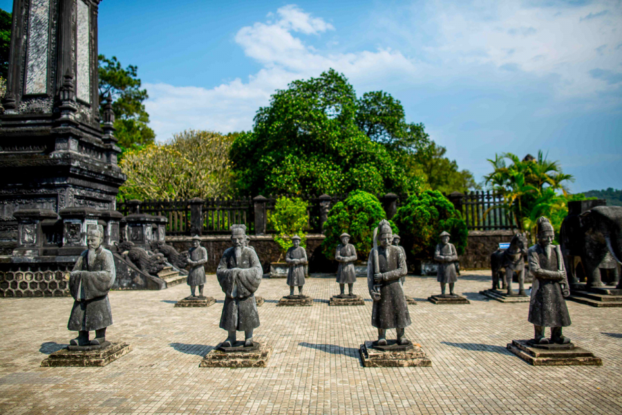 Da Nang to Hue Tour