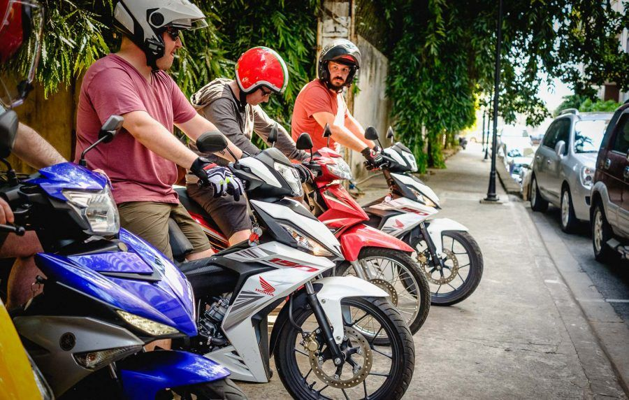 Motorbike Rental in Da Nang City