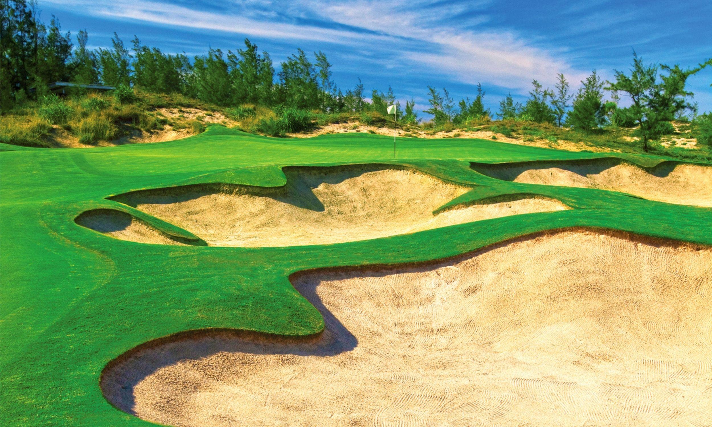 Golf Tours Danang Vietnam