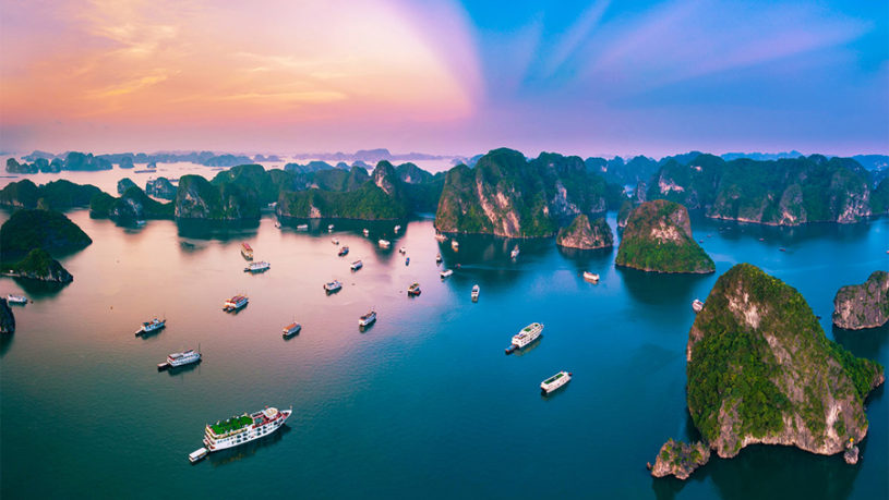 Vietnam Tour Packages from Canada