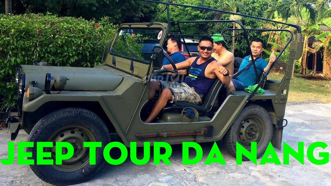 Jeep Tour Da Nang
